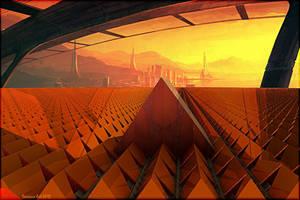 FUTURE  ENERGY by DorianoArt