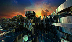 BIONOVOXIA (Residential One) by DorianoArt