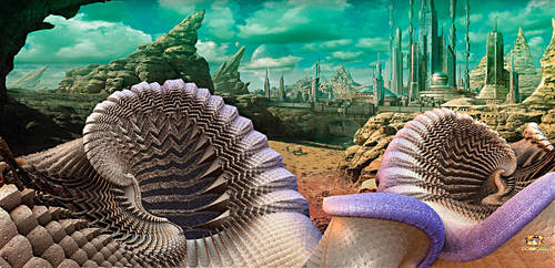Gordan-Space-Dynasty by DorianoArt