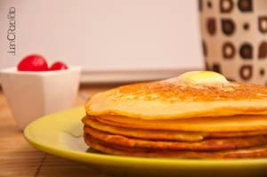 Pancakes by rozfer