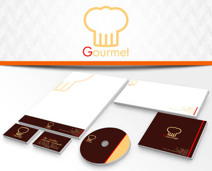 Imagen Corporativa Gourmet by rozfer