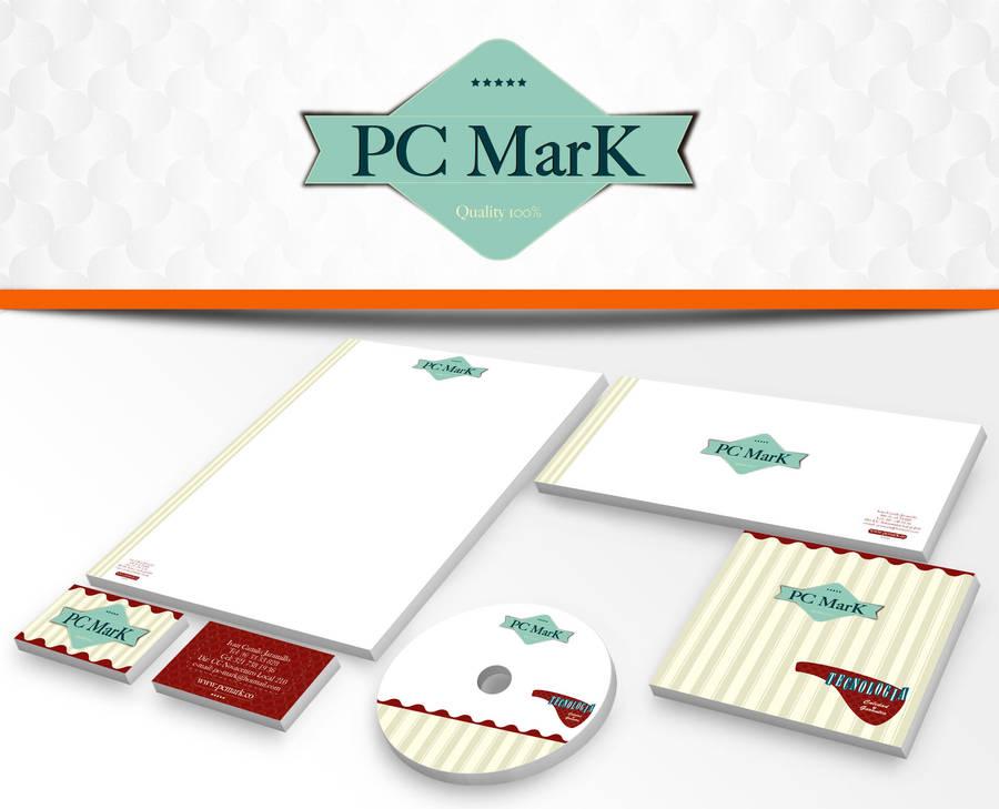 PC Mark by rozfer