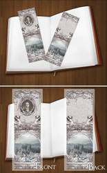 Bookmarker project -Seasons II.- by KungfuHamster