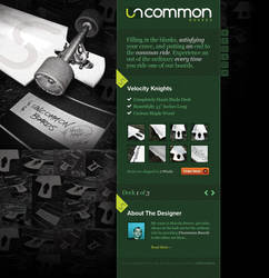 Uncommon Boards by dellustrations