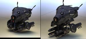 Corvus Gun Done FI by Quesocito