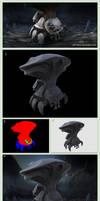 Darkcrawler step by step by Der-Reiko