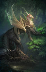 Dragon by Der-Reiko