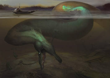 The death of Leviathan by Der-Reiko