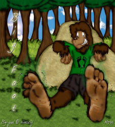 Big Foot by mamei799