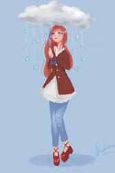 Rainbrella by FatimaSketch