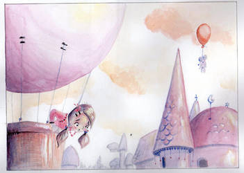 baloon by lison1