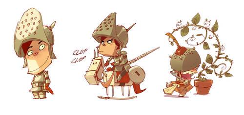 don quixote kid by scoppetta