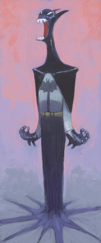 Batman by scoppetta