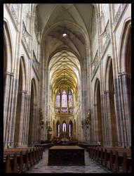 St Vitus Praha by Bubba77