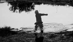 childhood reflection by iraqson