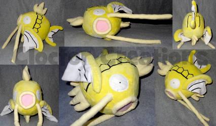 213d32f1d5d Spufflez 13 1 Shiny Magikarp Plushie Commission by ItsCloctorArt