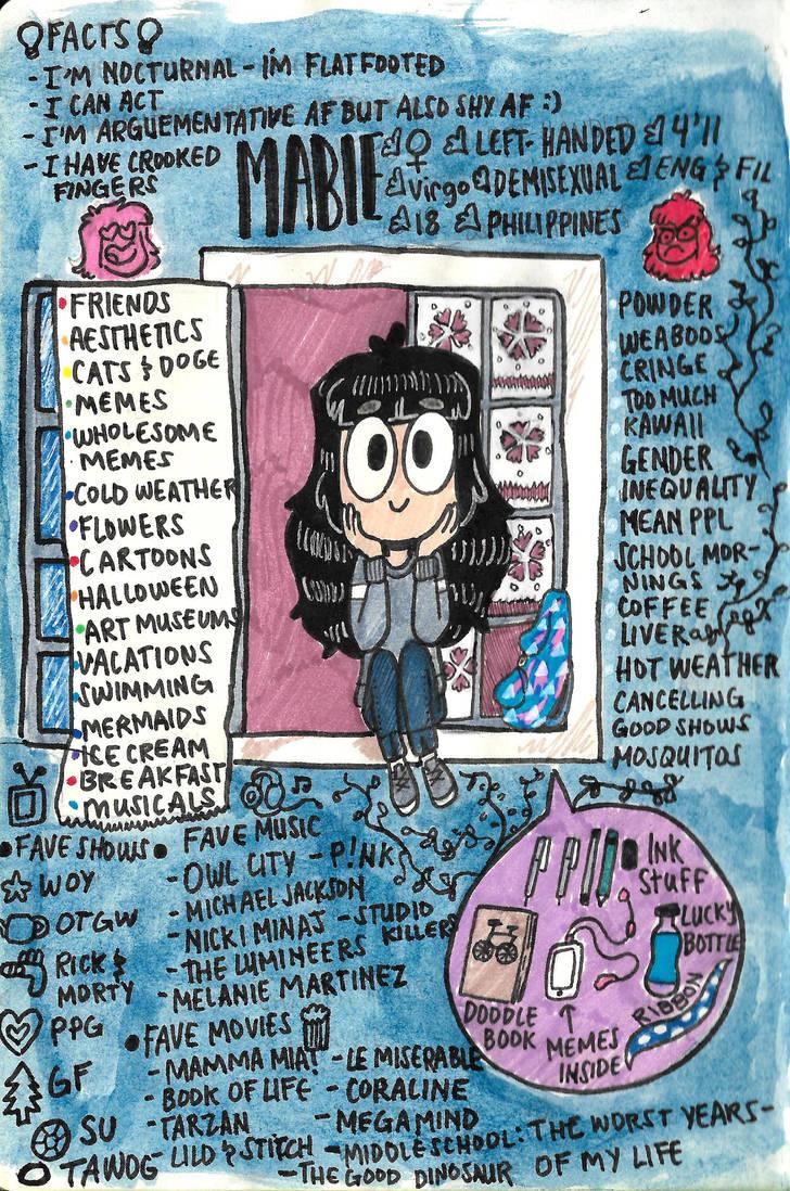Meet The Artist 2 by mabiesison