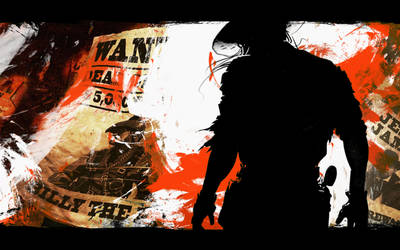 Call of Juarez Gunslinger background by carlibux