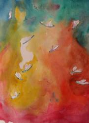 Dragonflies by lenischoen