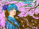 Sakura smile by Star10