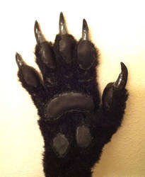 Fur Paw by SabrePanther