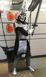 Skeleton Knight 2 by SabrePanther