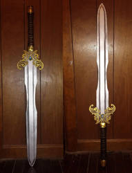 King's Sword by SabrePanther