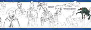 Cornelius Prog. Sheet 06-09 by PookaDoodle