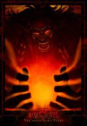 7 Deadlies- Wrath by PookaDoodle