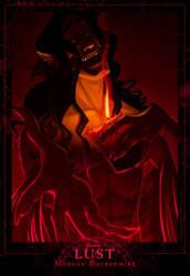 7 Deadlies- Lust by PookaDoodle