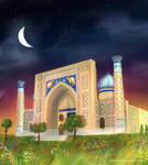 Samarkand by MakotoZhyzn