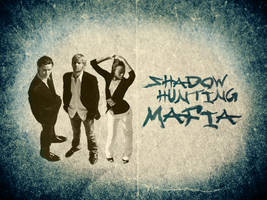 Shadow Hunting Mafia Wallpaper by ReachForTheStarfish