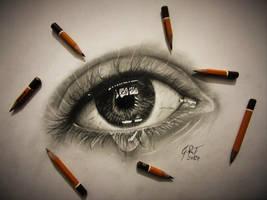 Eye... by 7CHIAROSCURO7