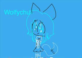 Wolfychu! by Fangirllolipop