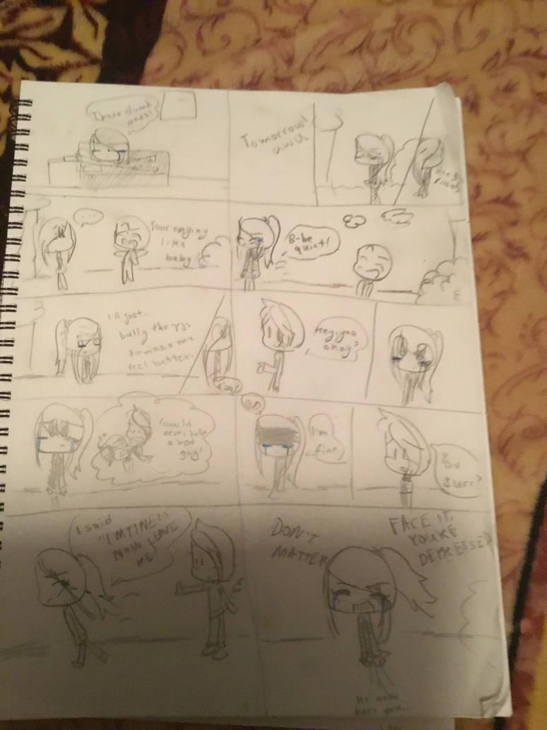 A little depressed Villainess Part 2 by Fangirllolipop