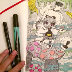 Alice by NikiMuffin