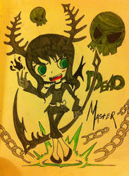 Dead Master by NikiMuffin