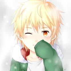 Yukine cutie by nekowhat