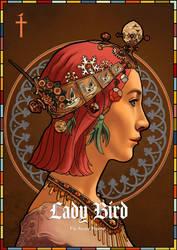 Christine Lady Bird by JohnDervishi