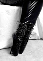 Ballet Boots by theglorybox