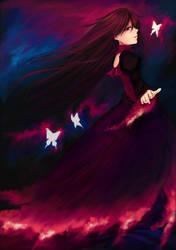 dance me through the flames by DarkenedSakura