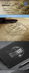 Logo Mockup Set by lKaos