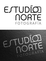 Logo Design Estudio Norte Photography by lKaos
