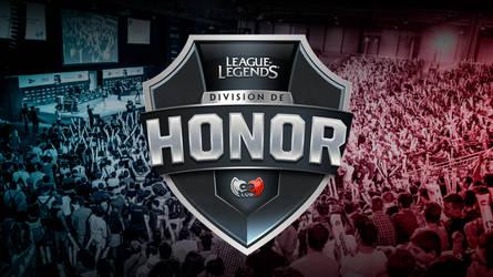 Logo Design - Division De Honor (LVP) by lKaos