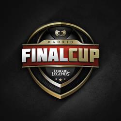 Final Cup LVP Shield Logo by lKaos