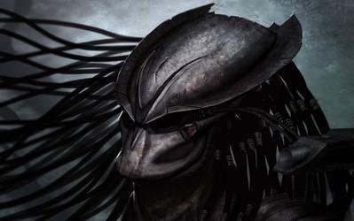 Predator Mask by Bamoon