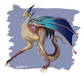 Kalowari species! by CerebesWolf