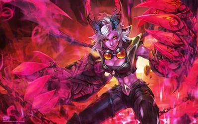Demon Vi by MonoriRogue