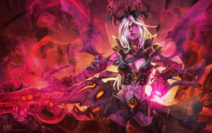 Demon Caitlyn by MonoriRogue