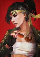 Casual Hanzo by MonoriRogue